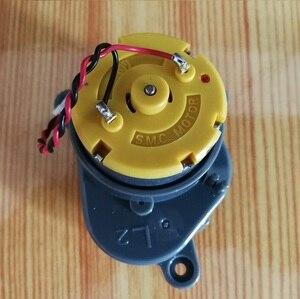 Image 2 - Motores de Cepillo Lateral izquierdo y derecho para Ilife V5 Ilife V5s Pro V5s X5 V3s V3l V3s Pro V50 V3, piezas de Robot aspirador, accesorios