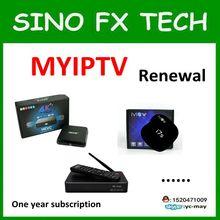1 ano livre malásia myiptv assinatura canal MYIPTV apk para qualquer caixa android