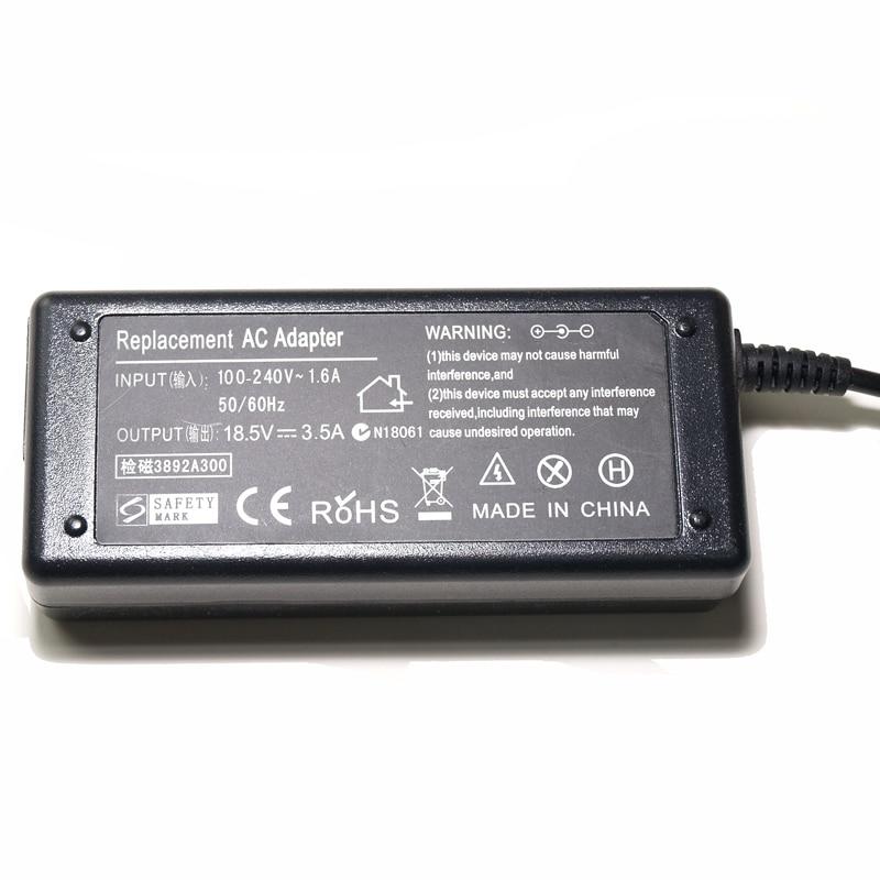 Ładowarka AC do laptopa Wymień zasilacz 18,5 V 3,5 A 4,8 * 1,7 mm - Akcesoria do laptopów - Zdjęcie 2