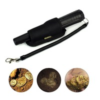 Professional Handheld Metal Detector Gold Hunter Pin Pointer Metal Detectors Underground Silver Copper Coin Ring Finder