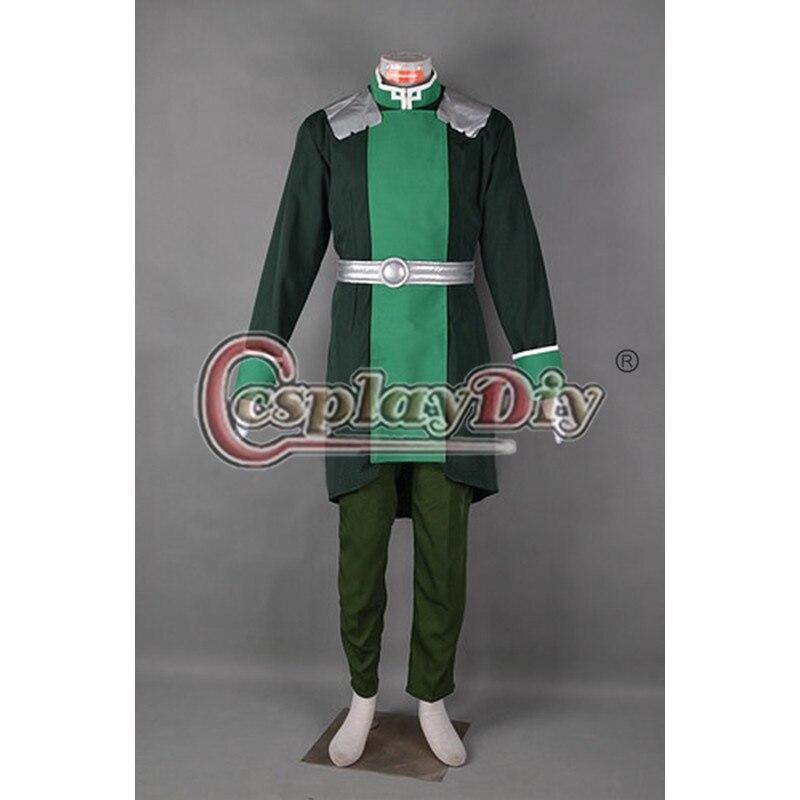 Cosplaydiy Die Legende von Korra Bolin Cosplay Kostüm (Reich Uniform) Für Halloween...