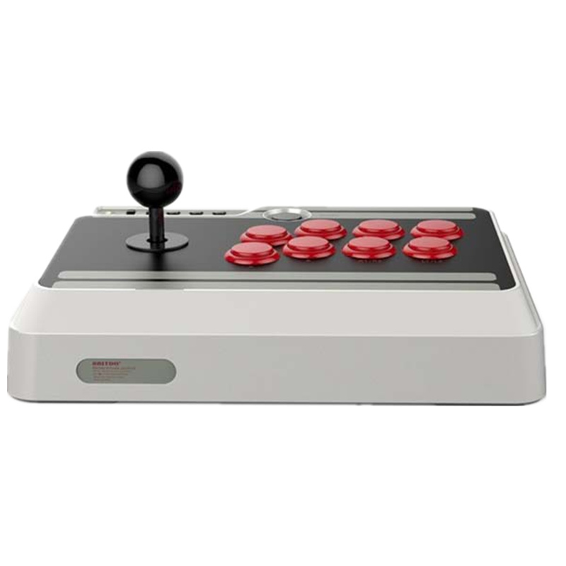 Wireless Bluetooth arcade joystick Controller Dual Classic Joystick for iOS Android Gamepad PC Mac Linux PK 8bitdo fc30 pro wireless bluetooth controller dual classic joystick for android gamepad pc mac linux