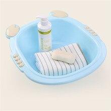 Baby  Crab Shape Washbasin Bath Shower Tubs