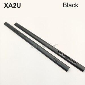Image 5 - الجانب المعدني جزء الشريط الجانبي من الإطار الأوسط الإطار الحافة مع زجاجات حجم الطاقة لسوني اريكسون XA2 الترا XA2U H4233 H4213 6 بوصة