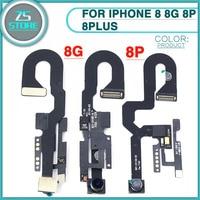 NEW Original Front Face Camera Flex Cable For iPhone 8 8G 8P 8Plus With Proximity Sensor Light Motion Flex Cable