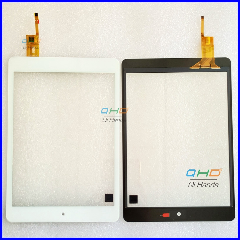 New for 7.9 inch Teclast P89 mini Tablet 078075-01A-V2 touch screen panel Digitizer Glass Sensor replacement homemade tablet f wgj97104 v2 touch screen panel digitizer glass sensor replacement noting size and color