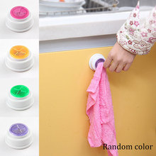 Hot Wash Cloth Clip Holder Dishclout Storage Rack Bathroom Kitchen Hand Towel Racks Clips XJS789