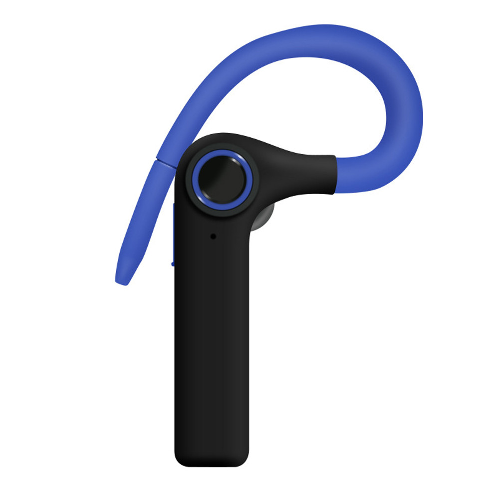 Dynamic Stereo earphones Bluetooth Wireless Headset Ear Hooks HD Stereo Headphones With Mic for YY20