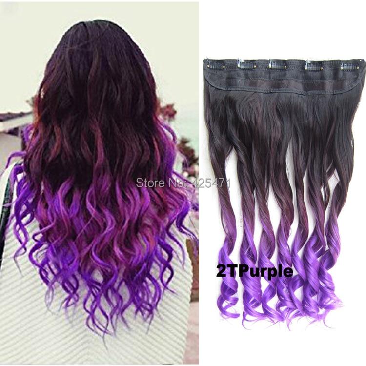 black and purple dip dye hair wwwpixsharkcom images