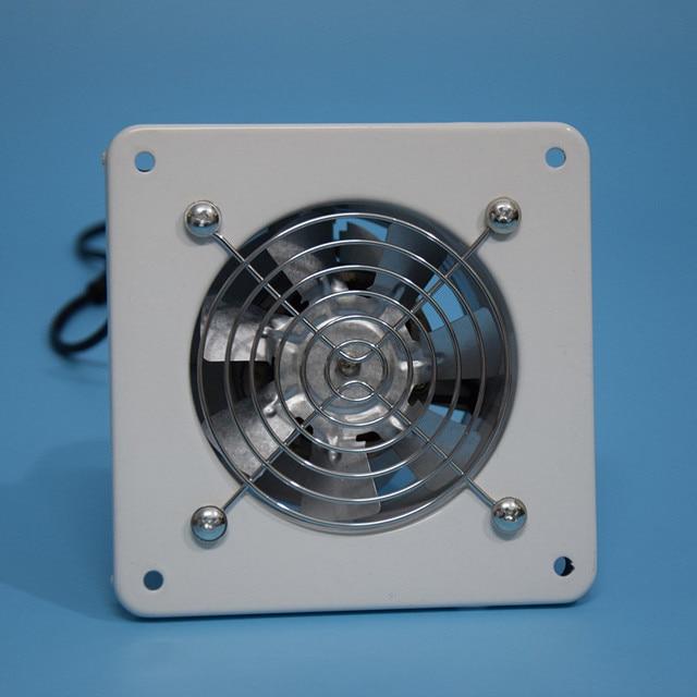 100 MM abluftventilator, 4 zoll staub gebläse für küche toilette ...