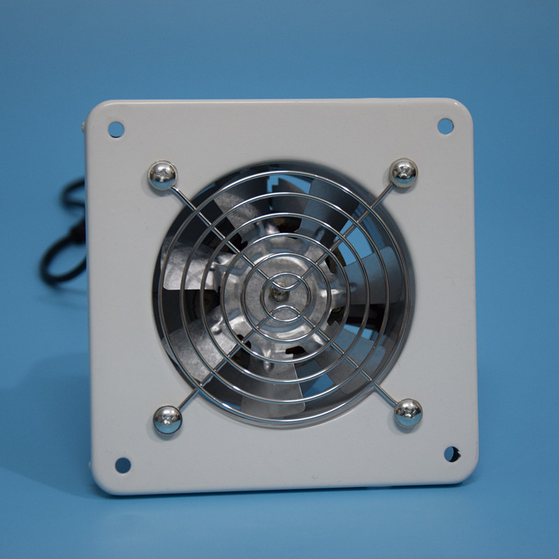 100mm exhaust fan 4 inch dust blower used for kitchen
