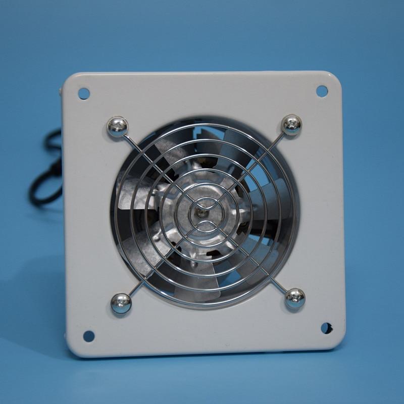 Kitchen Wall Exhaust Fan Vinyl Backsplash 100mm Fan, 4 Inch Dust Blower Used For ...