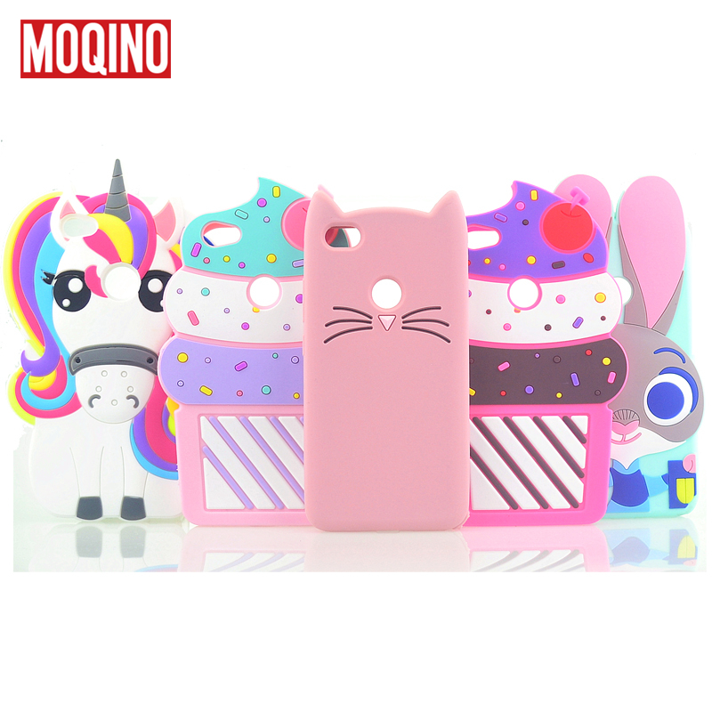 For Xiaomi Redmi Note 5A Case Cat Unicorn Ice Cream Silicone Phone Cases For Redmi Y1 Y1 Lite Covers For Redmi Note 5A Prime