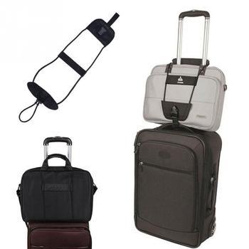 Torba podróżna pasek bagażu walizka elastyczna Regulowana taśma nosić na bungee Strap tanie i dobre opinie Favolook Tkaniny Torba na ramię