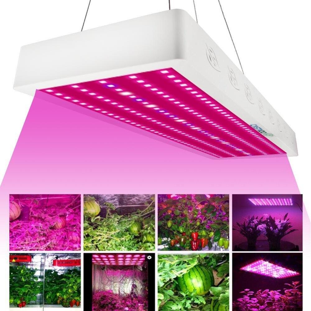 LED à spectre complet élèvent des lampes de culture de plantes de barre légère de jardin semant des plantes de lampe de fleur Veg ampoule LED de croissance d'intérieur UK/US/AU/EU