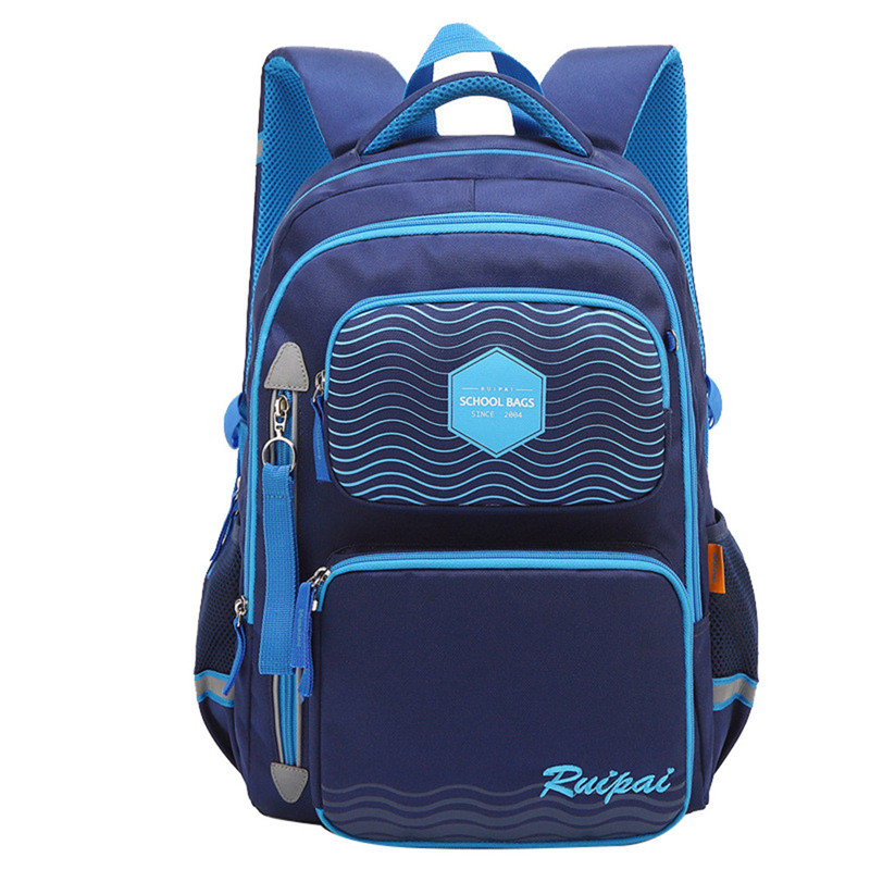 Hot School Bags Children Backpacks For Teenagers Boys Girls Lightweight Waterproof School Bags Child Orthopedics Schoolbags