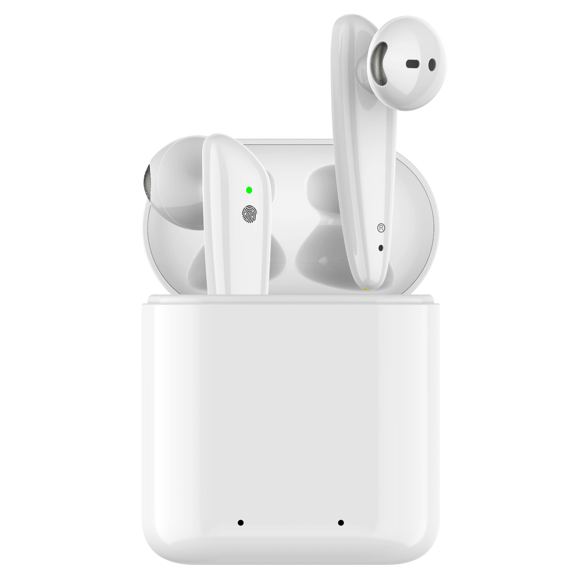 <font><b>2019</b></font> New <font><b>i18</b></font> <font><b>tws</b></font> Wireless Earphones Bluetooth 5.0 Infrared Smart Sensor IPX7 Waterproof Earphone Noise Cancelling Binaural Calls image