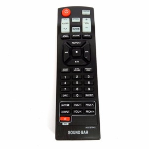 Image 1 - NEW Replacement Remote Control for LG AKB73575421 FOR NB2420A NB3520A NB3532A NB3540 NB4530B Sound bar System Fernbedienung