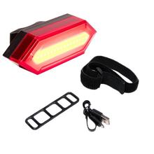 Buy HobbyLane USB Charging Bike Cycling Lights Waterproof Taillight Safety Warning Light Bicycle Rear Bycicle Light Tail Lamp directly from merchant!