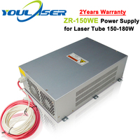 ZR 150WE 150W Co2 Laser Power Supply for 150W 180W Co2 Laser Engraving and Cutting Machine
