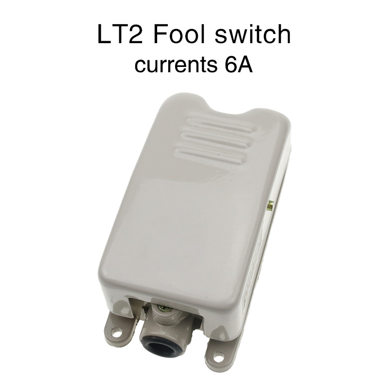 Treadle switch LT2 foot switch/machine tool control switch power pedal control switch AC380V/6A.