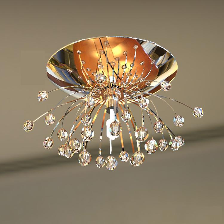 v g led original nrdica dandelion diseo moderno lmparas de techo de cristal para el mini diseo de la iluminacin del ho