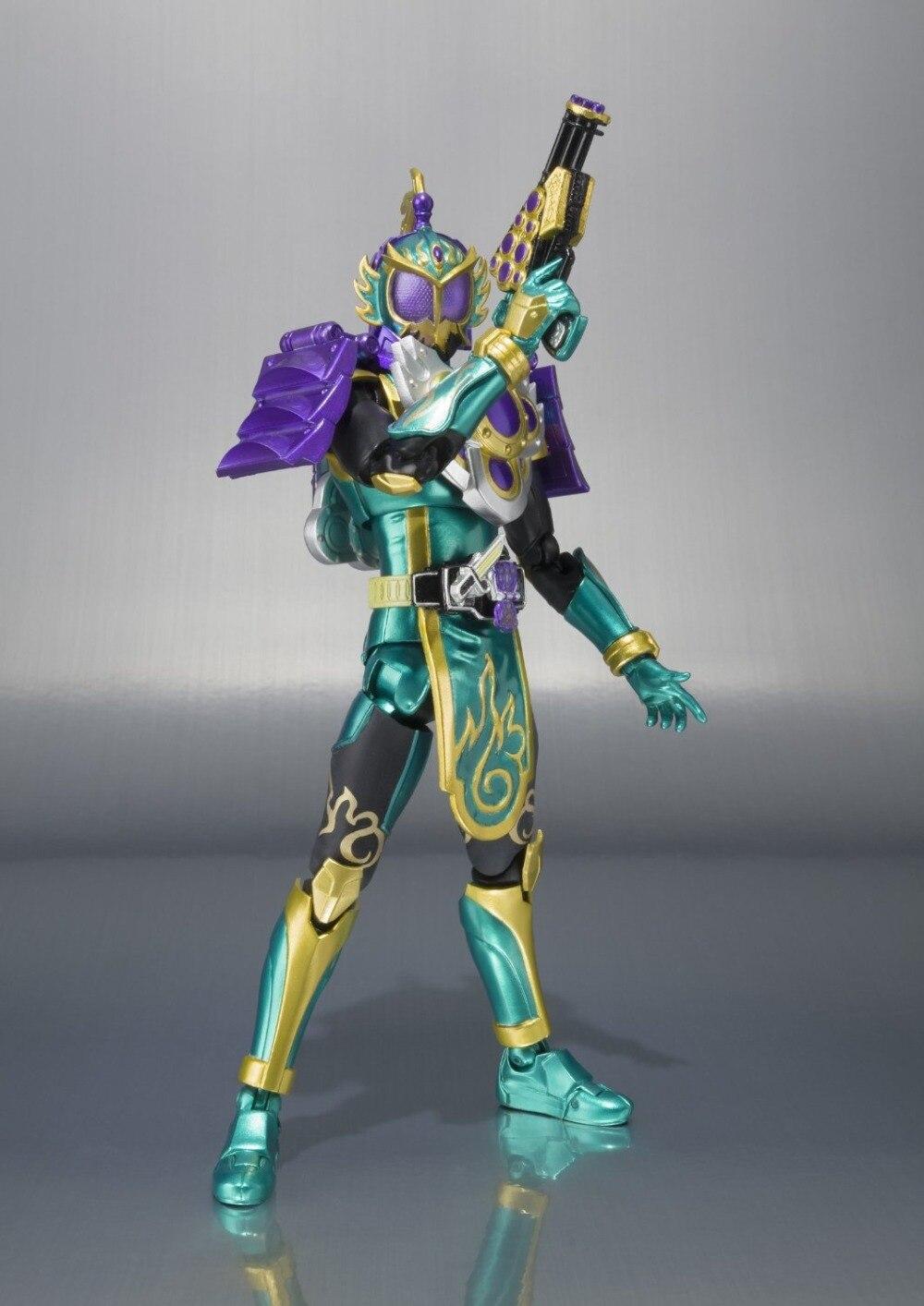100% Original BANDAI Tamashii Nations S.H.Figuarts (SHF) Action Figure - Kamen Rider Ryugen Budou Arms from Kamen Rider Gaim