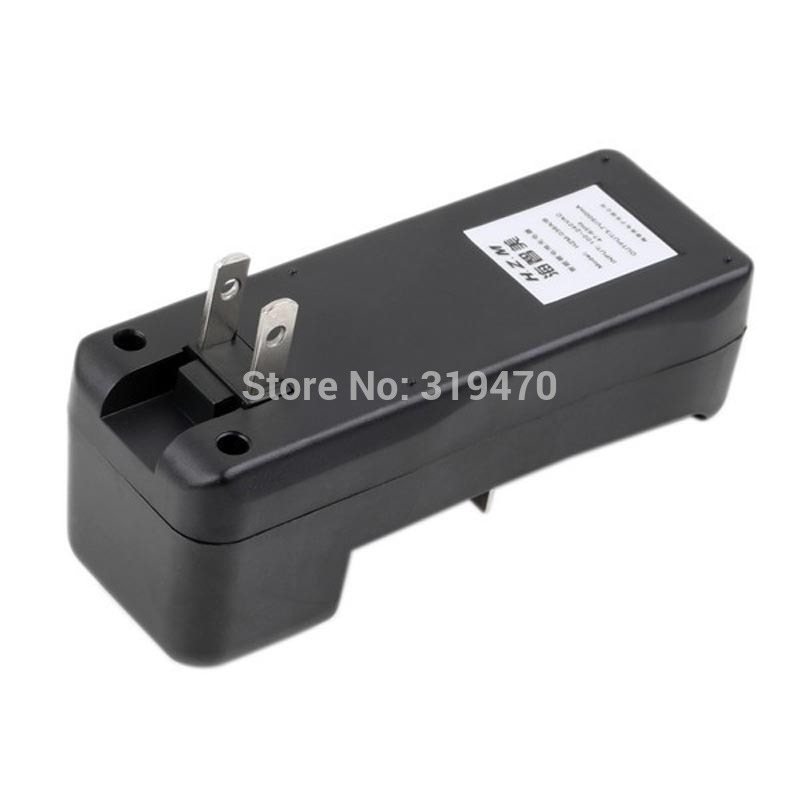 US Plug 3.7v All in One Universal Recharge Battery Charger CR123A 18650 14500 16340 Li-ion AA AAA battery