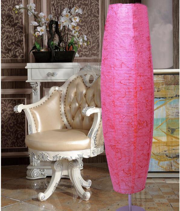 Living Room Floor Lamp Creative Paper Lampshade Lantern Bedside ...