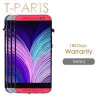 AAA Quality 5 Display For HTC ONE M8 LCD Touch Screen For HTC ONE M8 Display