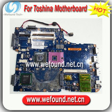 100% Working Laptop Motherboard for toshiba A500 K000078380 LA-4991P Series Mainboard,System Board