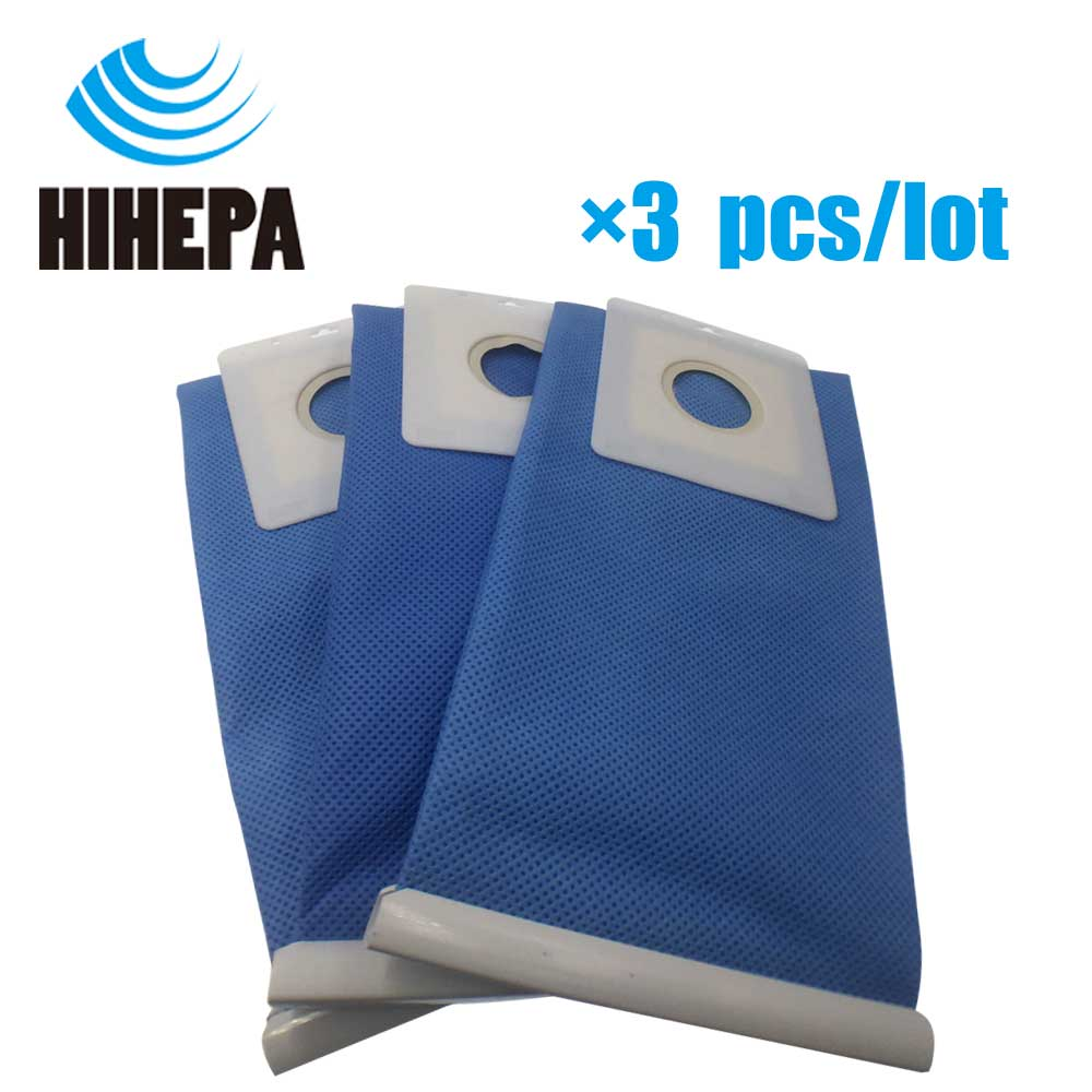 3 Pcs Vacuum Cleaner Filter Dust Bags DJ69-00420B For Samsung SC4141 SC4180 SC5491 SC6161 SC61B3 VC-6013 VC-6025V RC-5513N