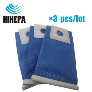 3 pcs Vacuum Cleaner Filter Dust Bags DJ69-00420B for Samsung SC4141 SC4180 SC5491 SC6161 SC61B3 VC-6013 VC-6025V RC-5513N(China)