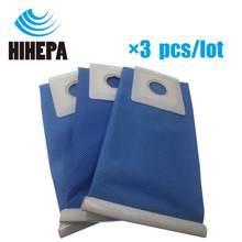 Bolsas de filtro para aspiradora, DJ69 00420B para Samsung SC4141 SC4180 SC5491 SC6161 SC61B3 VC 6013 VC 6025V, 3 uds.