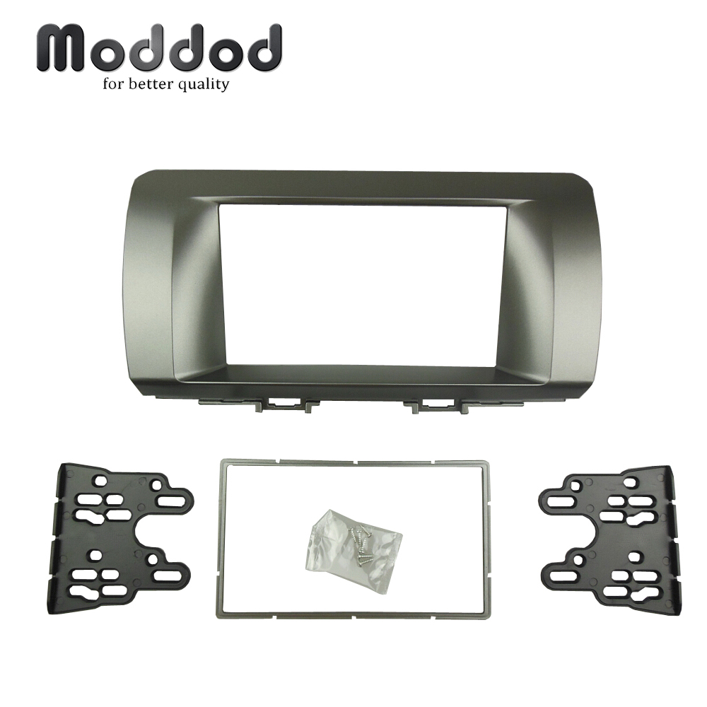 Buy For Toyota Bb Double Din Fascia Radio Dvd Single Car Stereo Install Dash Mount Kit With Wiring Panel Trim Refit Frame From Reliable Suppliers On
