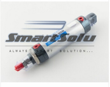 Pneumatic Component MAL Series 32mm Bore 50mm Stroke Air Cylinder su63 100 s airtac air cylinder pneumatic component air tools su series