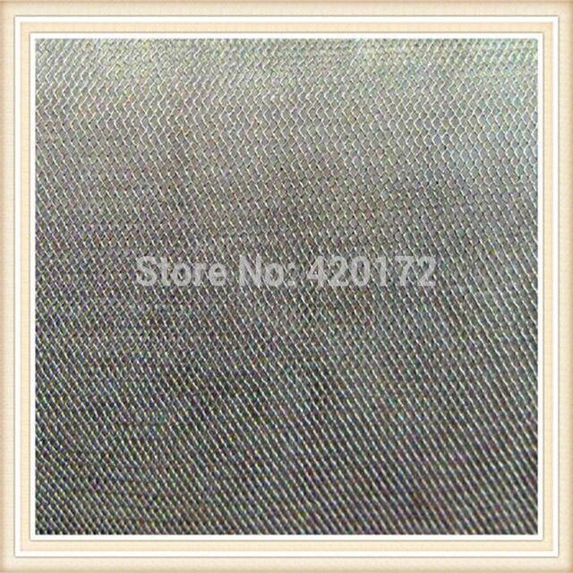 Hot Sale 100% Silver Fiber Fabric Shielding Fabric /Silver Fiber Conductive Fabric