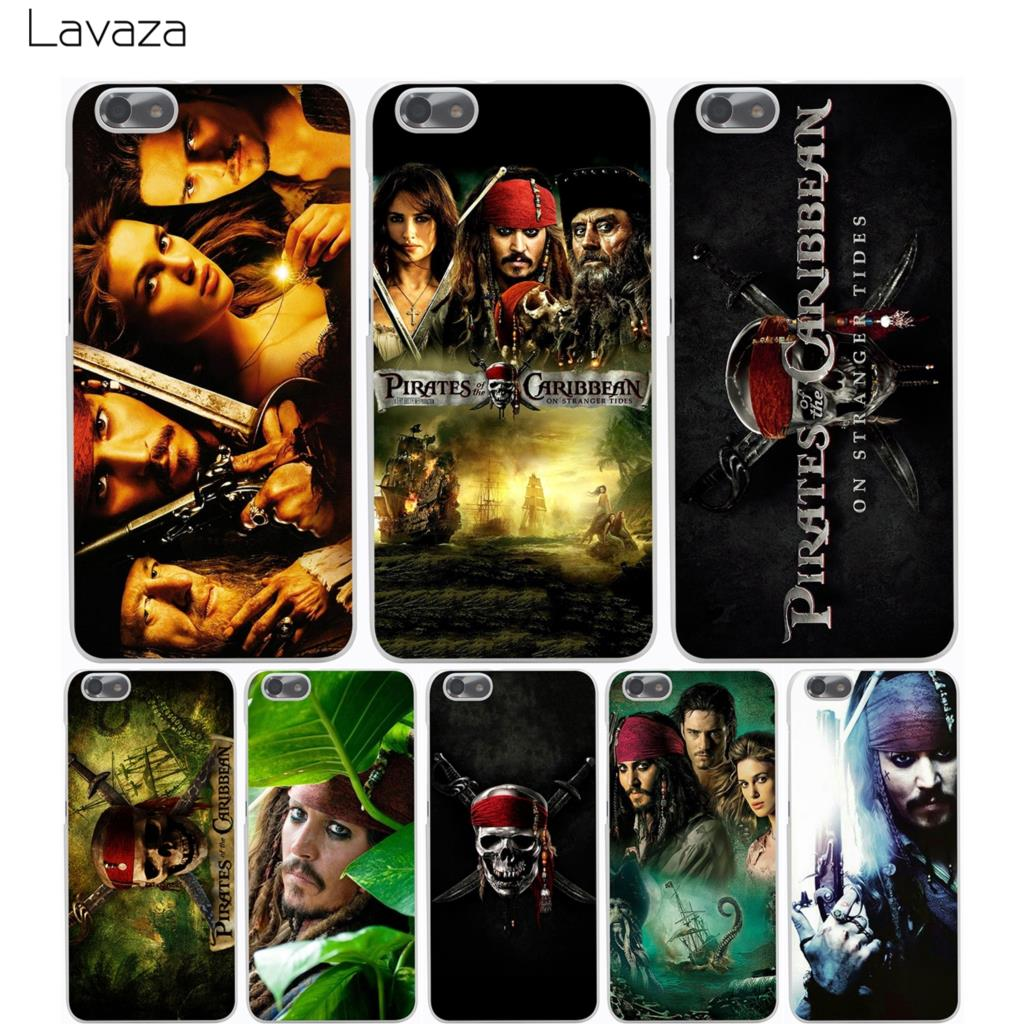 Lavaza Pirates Of The Caribbean Case for Huawei Honor 6a 7x 8 9 10 P8 P9 P10 P20 P Smart Mate 10 Lite Pro Mini 2017