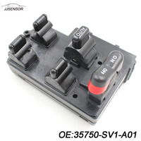 YAOPEI 1994 1995 1996 1997 Per Honda Accord DX Power Window Master Control Interruttore NEW 35750SV1A01