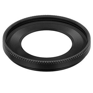 Image 2 - Foleto ES 52 metalowa osłona przeciwsłoneczna cień LH 52 obiektyw aparatu ochrona dla Canon EF S 24mm f2, 8 STM EF Canon 40mm EF f/2.8 STM
