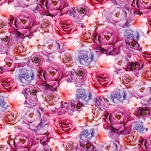 Laeacco Happy Birthday Flower Picture Wall Scene Baby Photography Backgrounds Customized Photographic Backdrops For Photo Studio