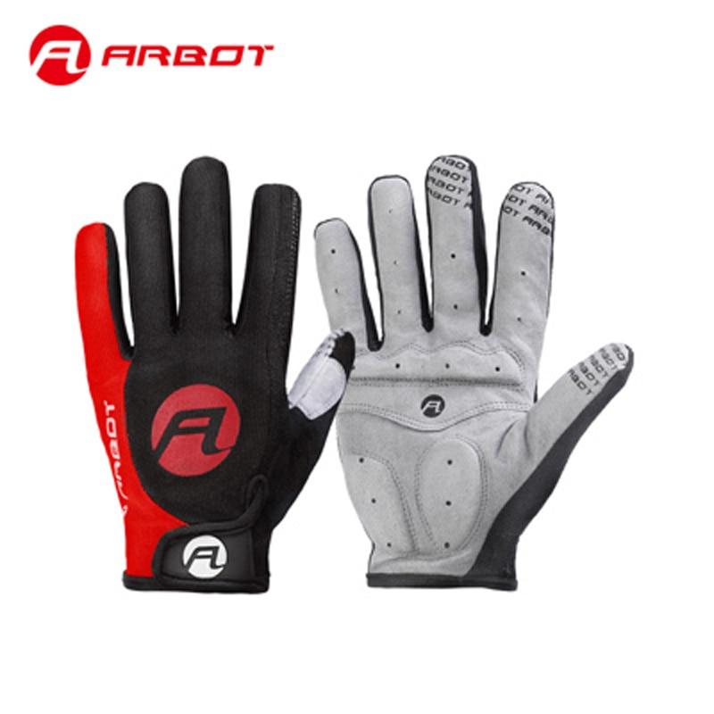 Arbot Windstopper Full Finger Men Women font b Cycling b font font b Gloves b font
