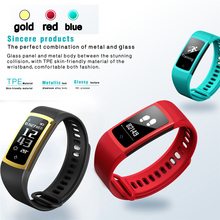 Smart Real-time Sport Fitness Tracking Bracelet