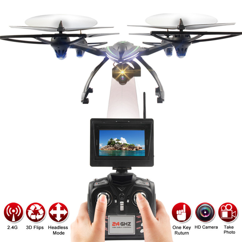 JXD 506G 2 4G 6 Axis Gyro 5 8G FPV RC Quadcopter font b Drone b