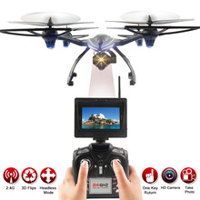 JXD 506G 2.4G 6-Axis Gyro 5.8G FPV RC Quadcopter Drone With 720P Camera Toy Brand New High Quality Jul 4