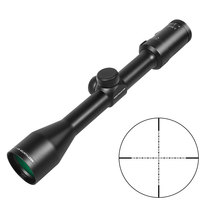 Tactical WESTHUNTER WT 1 3 9X40 scopes hunting optical sights One Tube mil dot reticle riflescope for Airsoft Gun