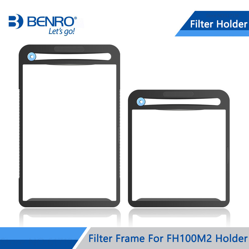 BENRO FR1015 FR1010 The Gradient Filter Frame For FH100M2 Filter Holder Comprehensive Protection Filter Free Shipping