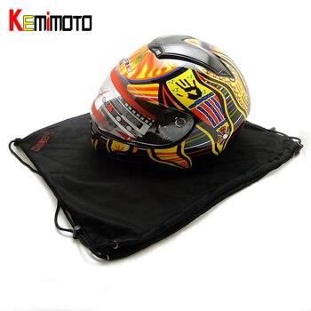 Kemimoto Motosiklet Kask çanta üst Kılıfları Motor Bisiklet Kaskı