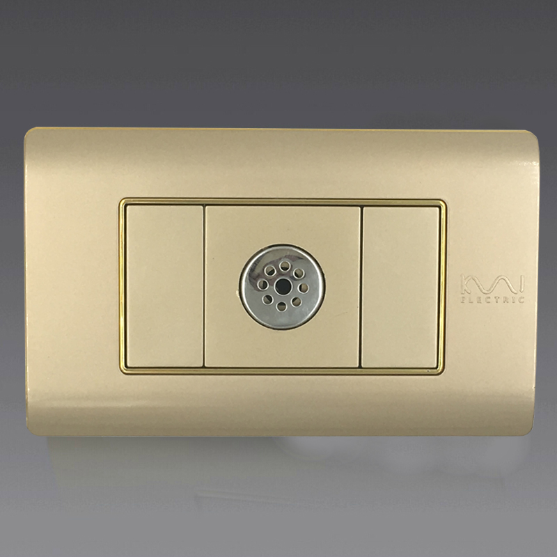 Sound And Light Control Delay Motion Sensor Switch For: Free Shipping, Kempinski Luxury Wall Sound And Light