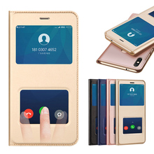 Flip Cover Leather Phone Case For Xiaomi